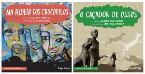c9900a58b96 Kapulana lança em São Paulo dois volumes da série  Contos de Moçambique